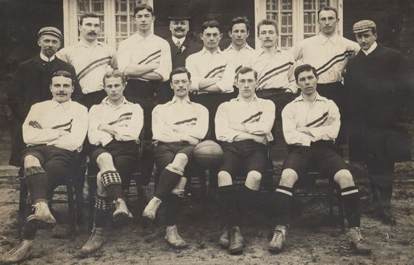 Holland National Team in 1905