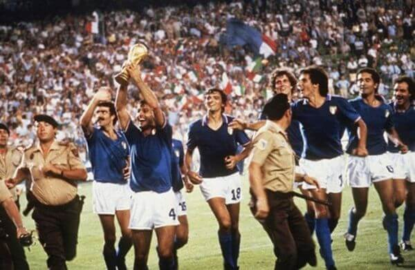 Italian national team - 1982 world cup champions