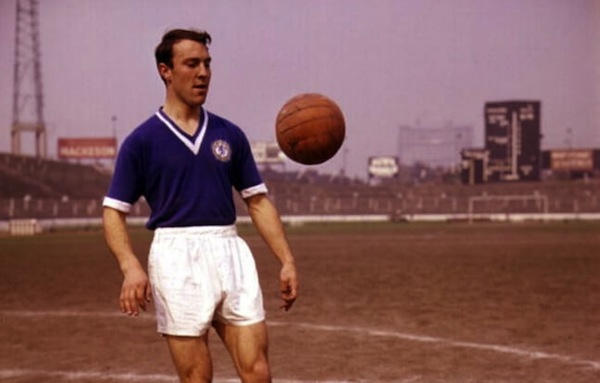 Jimmy Greaves Chelsea in the 60s