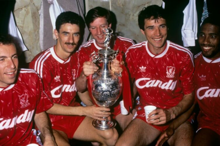 Liverpool win the 1989/90 First Division, will return to winning the league title 30 years later