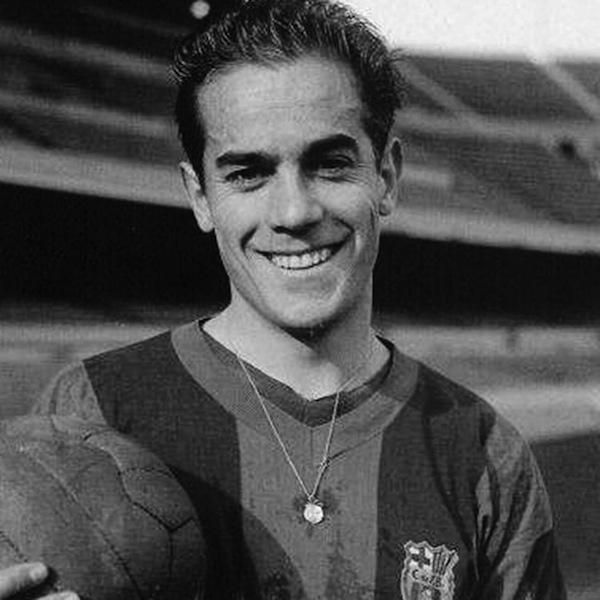 Luis Suarez FC Barcelona 1950s