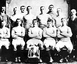 Manchester City 1904 team