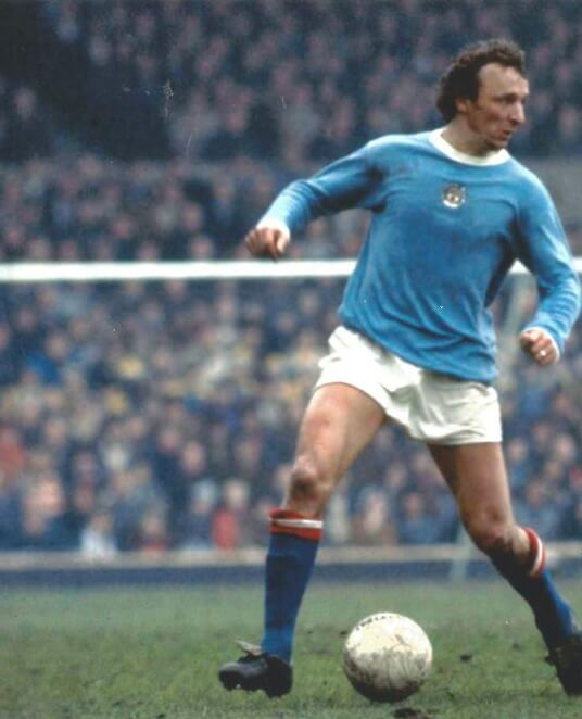 Mike Summerbee Manchester City
