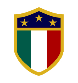 Coat of arms Italy World Cup
