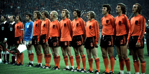 Holland National Team at 1974 World cup