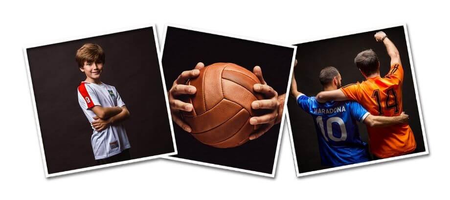 Retrofootball essence