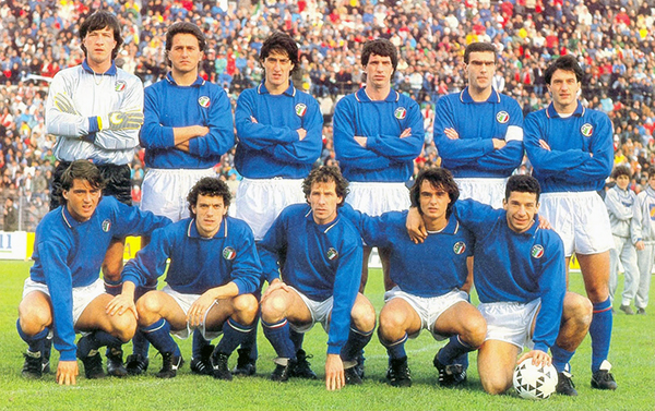 Team Italy 1988