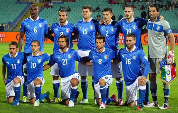 Italy team 2012
