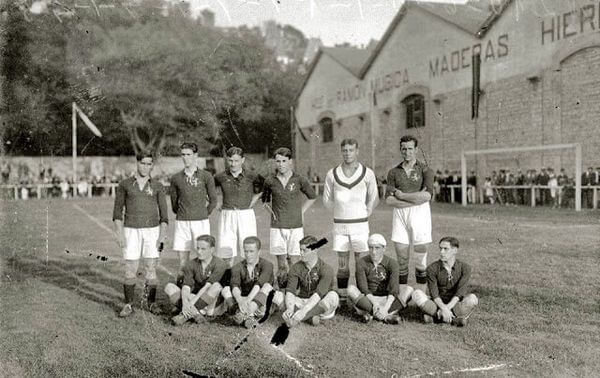 1920s Spain National Football Team