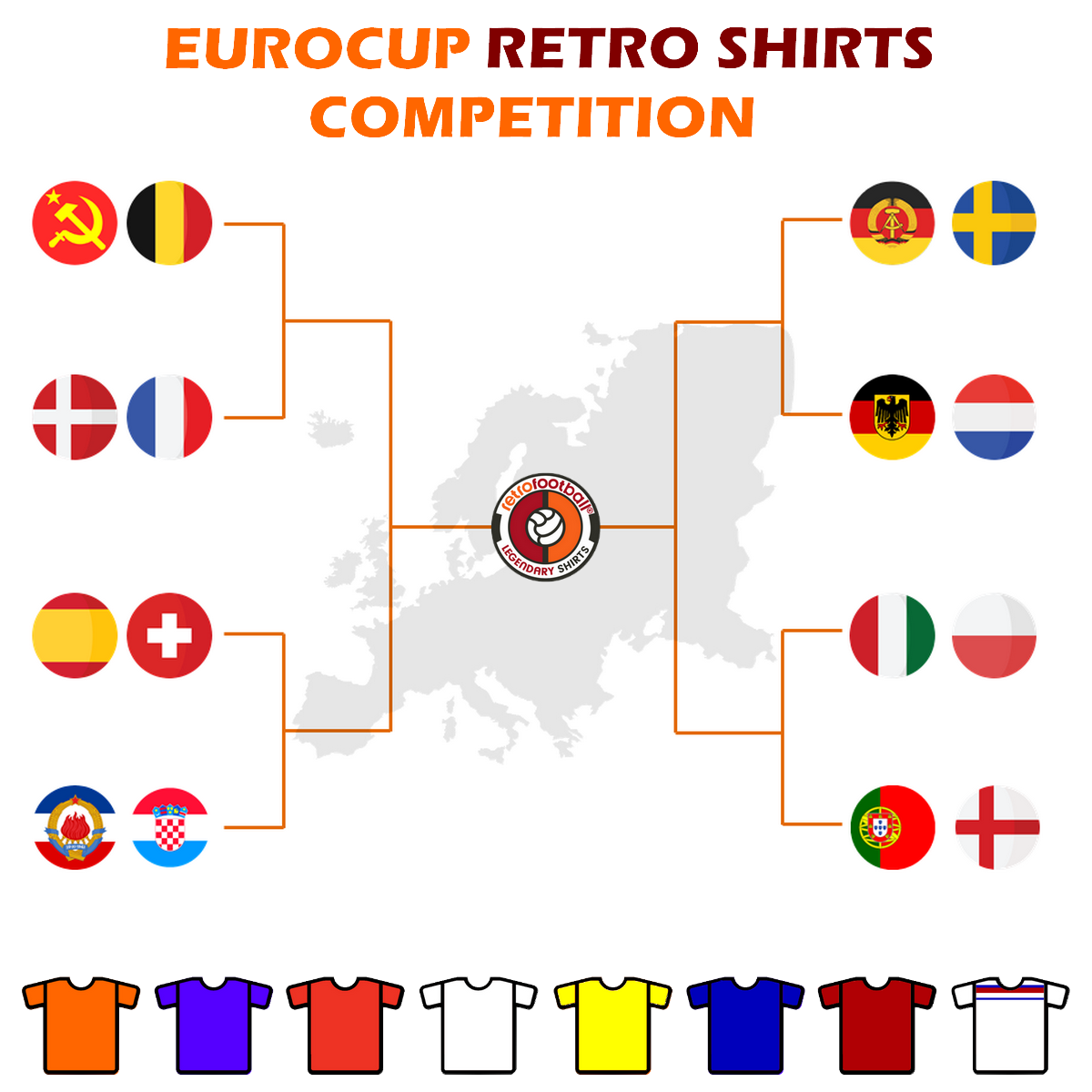 Eurocup Retro Shirt Competition