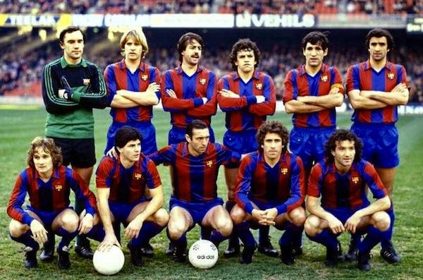 FC Barcelona 1980's