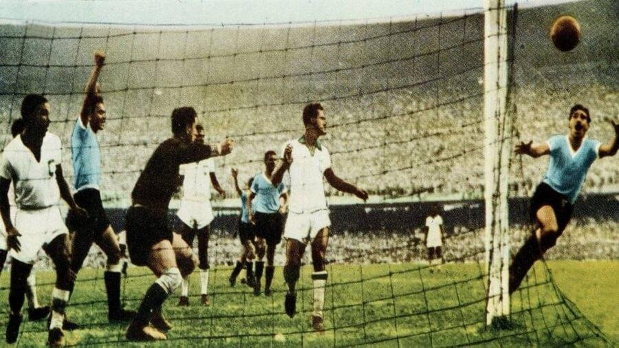Brazil Uruguay Maracanazo